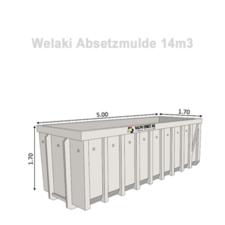 Welaki_Absetzmulde_14m3